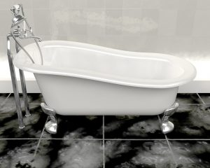 rolltop freestanding baths
